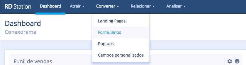 Formularios Popups Campos personalizados