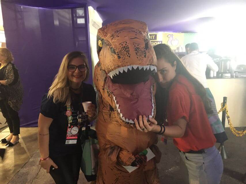 RD Summit T-Rex