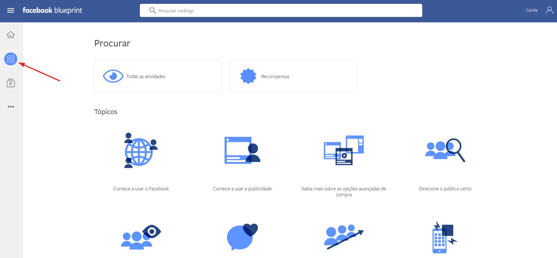 cursos facebook blueprint